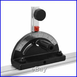 1 Table Saw Router Angle Miter Gauge Mitre Guide Fence For Woodworking Assembly