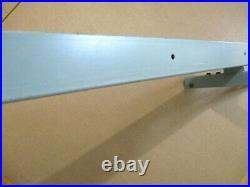 1348731 Fence Ass'y WithFt Rr Rails From Delta 36-600 10 Motorized Table Saw