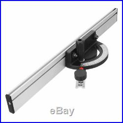 1x Table Saw BandSaw Router Angle Miter Gauge Mitre Guide Fence Cut Woodwork New