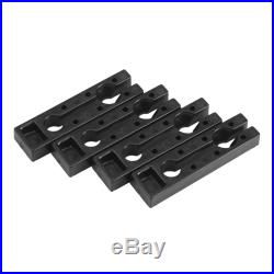2X Featherboard Set For Trimmer Router Table Saw Fence Woodworking Accessories H