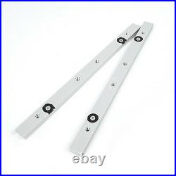 2pcs Table Saw Band Saw Router Miter Gauge Miter Guide Fence Cut For Woodworking