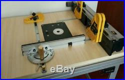 450mm Miter Gauge with track Stop Table SawithRouter Miter Gauge Sawing Assembly R