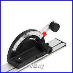 60cm Bandsaw Router Angle Mitre Guide Gauge Fence Table Saw Gage for Wookworking