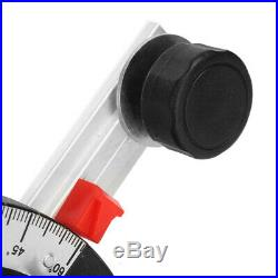60cm Bandsaw Router Table Angle Mitre Guides Gauge Fence Table Saw