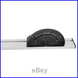 60cm Positioning Ruler Table Saw BandSaw Router Gauge Mitre Guide Fence Cutting