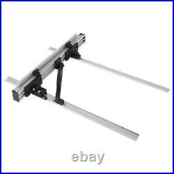 800mm Table Saw Fence Set Fine Adjustment Knob Electric Circular Saw Accessories