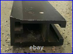 83 Long Delta Unifence UniSaw Guide Rail 10 Table Saw Fence Assembly