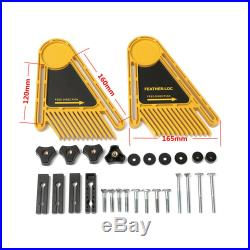 ALS ID- 2Pcs Featherboards Router Table Saw Fence Multi-purpose Woodworking Too
