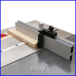 Aluminum Alloy Table Saw Mitra Gauge Fence With Track Stop For
