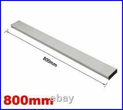Aluminum Profile Fence T-tracks And Sliding Brackets Miter Gauge Fence Connector
