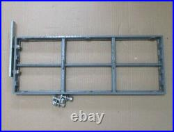 Atlas 8 Workshop 9310 Table Saw 18 x 7 Extension Wing WithFence Slide Rack
