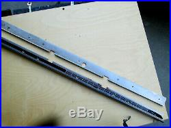 Beaver Delta 34-580 9 Table Saw Parts Rip Fence Rails