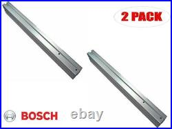 Bosch 2 Pack Of Genuine OEM Replacement Rip Fences # 2610950106-2PK