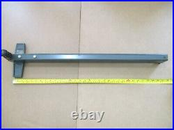 Cam-Lock Rip Fence for Sears Craftsman 10 Table Saw With 27 Deep Table