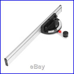 Carpenter Table Saw BandSaw Router Angle Miter Mitre Gauge Mitre Guide Fence Cut
