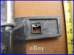 Craftsman 113. 10 Table Saw Twist And Lock Rip Fence Assambly 27 Table Top