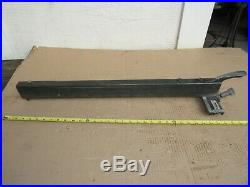 Craftsman 113. XXX 10 Table Saw Geared Rip Fence For 27'' Deep Table Top