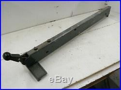 Craftsman 113. Xxx Table Saw Cam Lock Fence