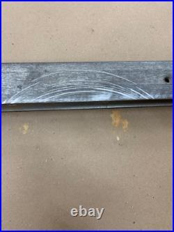 Craftsman 113. Xxx Tablesaw Rip Fence