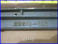 Craftsman 4-3/8 Jointer Planer Model 103.23340 Fence 29424 With29414 Protractor