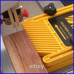 Craftsman Double Feather Board Kit For Router Table Gauge Best Fences Saws W2J2