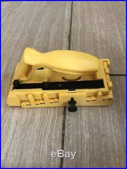 Craftsman Fence Guide System 932371 Tablesaw & Dovetail Gauge