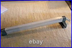 Craftsman King Seeley 8 Table Saw 103. PARTS, FENCE