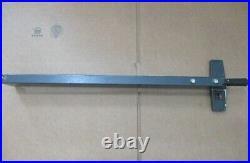 Craftsman Model 113.298030 10 Table Saw Twist-Lock Rip Fence MPN 62705 VGC