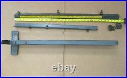 Craftsman Model 113.298751 10 Table Saw Cam-Lock Rip Fence Ass'y MPN 62952 VGC