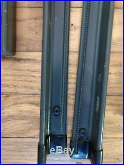 Craftsman Table 10 Table Saw Cam Lock Micro Adjust Fence & Rails 113