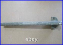 Craftsman Table Saw 6305 Fence Gear Rack from Older Model 113.27610 27521 etc