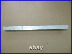 Craftsman Table Saw 6305 Fence Gear Rack from Older Model 113.29730 27521 etc
