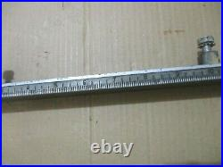 Craftsman Table Saw 6305 Fence Gear Rack from Older Model 113.29920 27521 etc