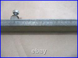 Craftsman Table Saw Fence Gear Rack 6305 from Older Model 113.27520 29920 etc