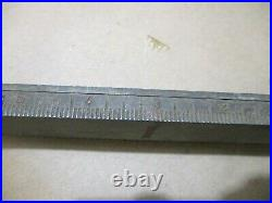 Craftsman Table Saw Fence Gear Rack 6305 from Older Model 113.29920 27520 etc