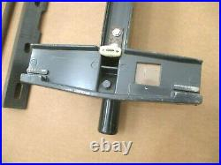Craftsman Twist Lock Rip Fence 62773 WithGuide Bars From 113.298240 10 Table Saw