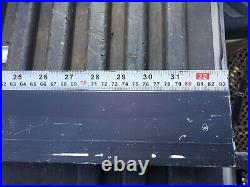 DELTA TABLE SAW UNIFENCE FENCE 52 Rail Unisaw NEW 33-1/2 Tape Measure