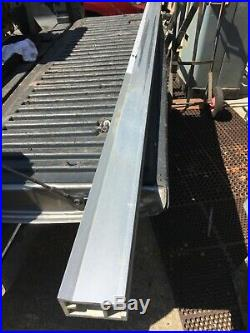 DELTA TABLE SAW UNIFENCE FENCE 83 Rail Unisaw 52 1/2 Tape Measure
