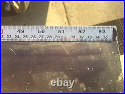 DELTA TABLE SAW UNIFENCE FENCE 83 Rail Unisaw NEW 52 1/2 Tape Measure