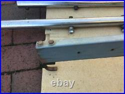 Delta Jet Lock Fence& Rails from 10 Contractors Table Saw 34-444