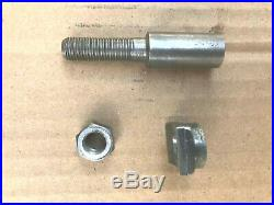 Delta Rockwell Fence Rail Bolt, Spacer And Nut 10 Table Saw Unisaw Lta-455