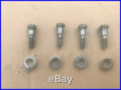 Delta Rockwell Fence Rail Bolts, Spacers, Washer 8 9 Table Saw Band Homecraft