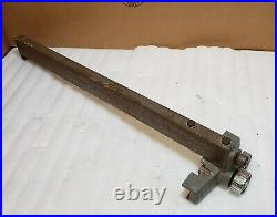 Delta Rockwell Fence for 34-500 table saw