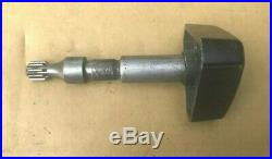Delta Rockwell Table Saw Unisaw Geared Micro Knob and Pinion for Fence