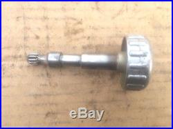 Delta Rockwell Unisaw Table Saw Fence Geared Micro-Set Knob Fine Adjustment