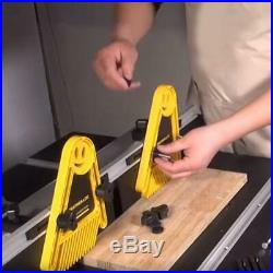 Double Featherboard for Trimmer Router Table Saw Fence Woodworking Tools Set