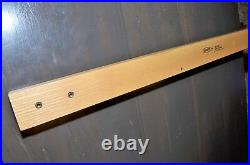Dubby In Line Industries Fence Assembly Table Saw Sled in-line