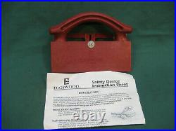 EDGEWOOD No. 518218 TABLE SAW FENCE STRADDLER