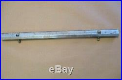 Fence Guide Bar 110-30 for Montgomery Ward Model # THS 2700 Motorized Table Saw
