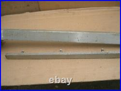 Geared Rip Fence and rack for Craftsman 10 Table Saw 113.27520